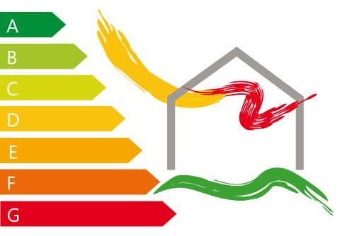 Überarbeite Energieeffizienzlabels seit März 2021